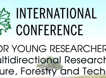 6th INTERNATIONAL CONFERENCE FOR YOUNG RESEARCHERS Multidirectional Research in Agriculture, Forestry and Technology 24-25 April 2017, Krakow